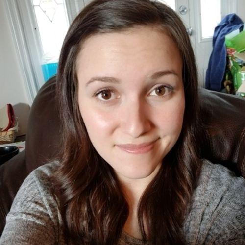 Canadian Nanny Provider Nicole M's Profile Picture