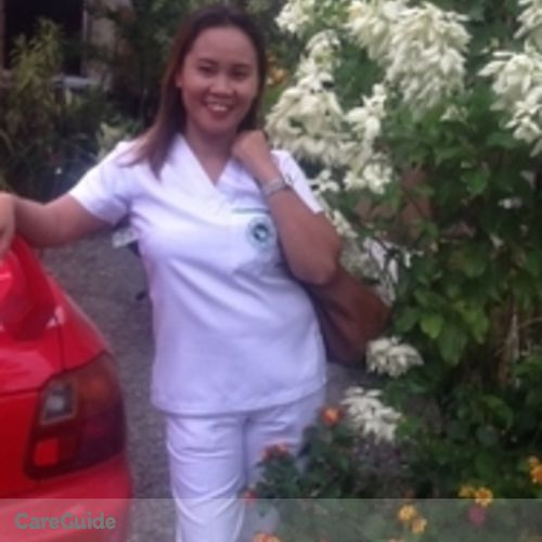 Canadian Nanny Provider Ru Angelie Bungabong's Profile Picture