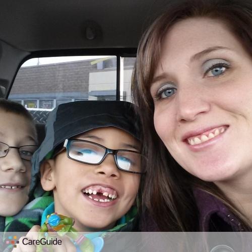 Child Care Provider Ashley Garcia's Profile Picture