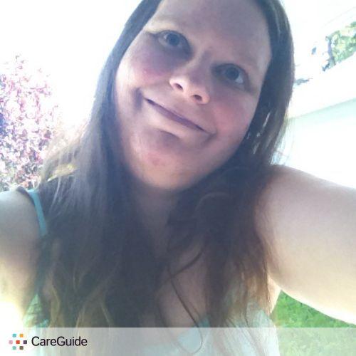 Child Care Provider Amber N's Profile Picture