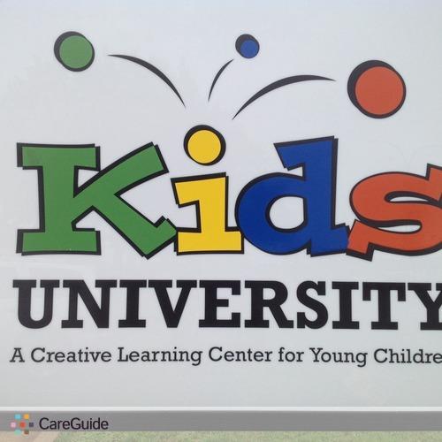 Child Care Provider Kids University's Profile Picture