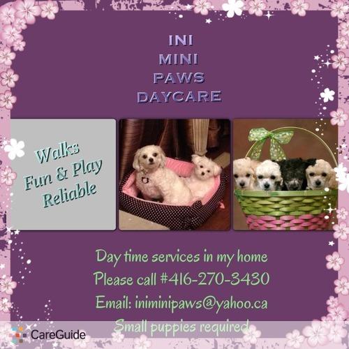 Pet Care Provider Mary's Profile Picture
