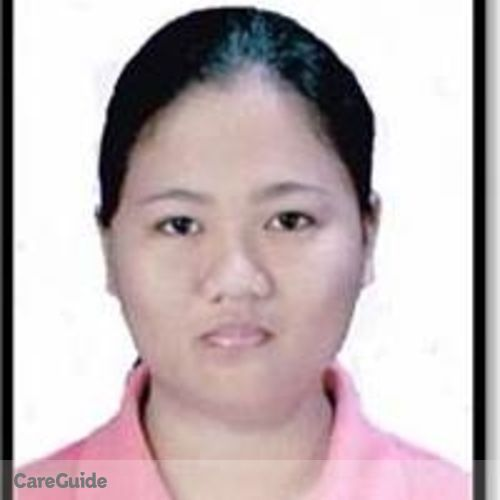 Canadian Nanny Provider Westin Charmaine P's Profile Picture