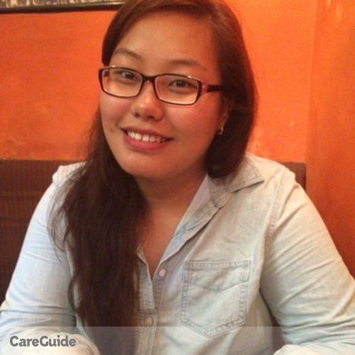 Canadian Nanny Provider Jamyang Lhamo's Profile Picture