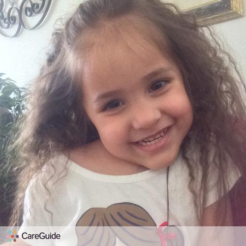 Child Care Job Selene Valenzuela's Profile Picture