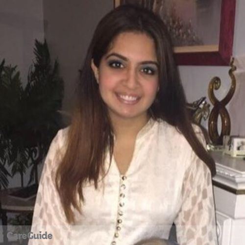 House Sitter Provider Sabrina Khan's Profile Picture