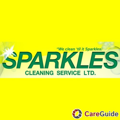 Sparkles Cleaning Service Ltd