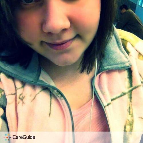 Child Care Provider Ashley B's Profile Picture
