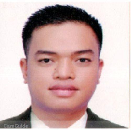 Canadian Nanny Provider Erwin S's Profile Picture
