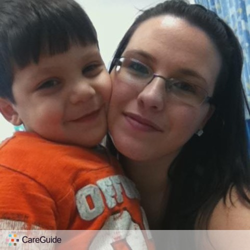 Child Care Provider Kerri M's Profile Picture