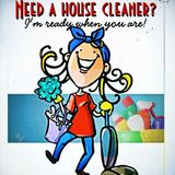 OCD Housekeeper & Organizer, ready to immaculate your space!