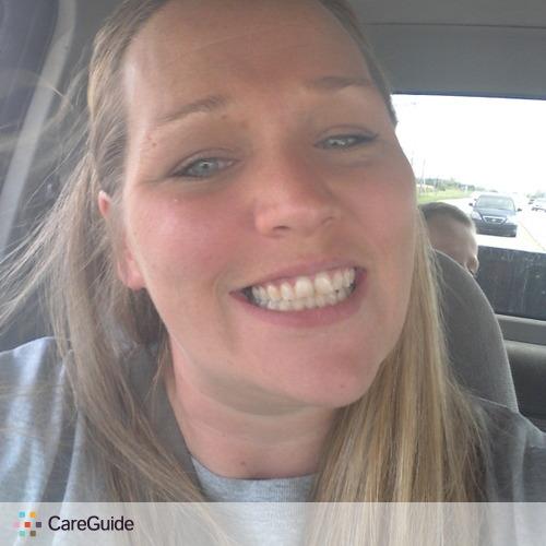 Child Care Provider Christina Hufford's Profile Picture
