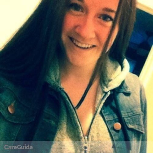Canadian Nanny Provider Paige Lyrette's Profile Picture
