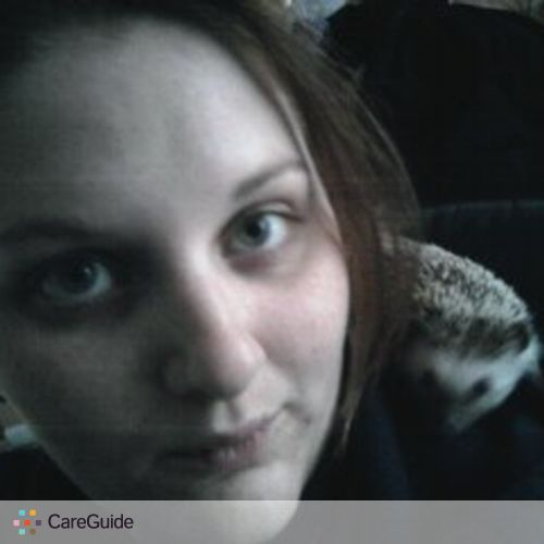 Pet Care Provider Sarah Fournier's Profile Picture