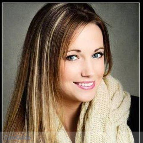 Canadian Nanny Provider Jeanette Barker's Profile Picture