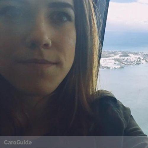 Canadian Nanny Provider Morgane Allene's Profile Picture