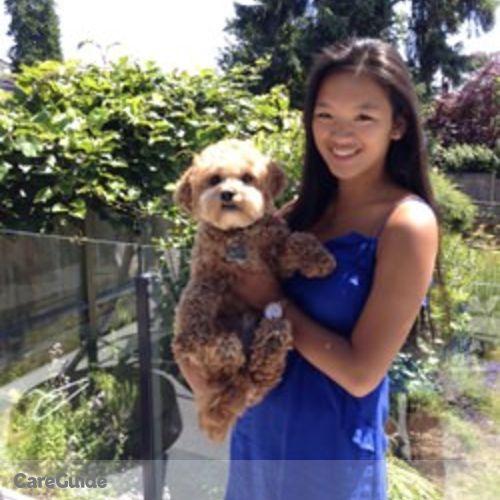 Canadian Nanny Provider Maia's Profile Picture