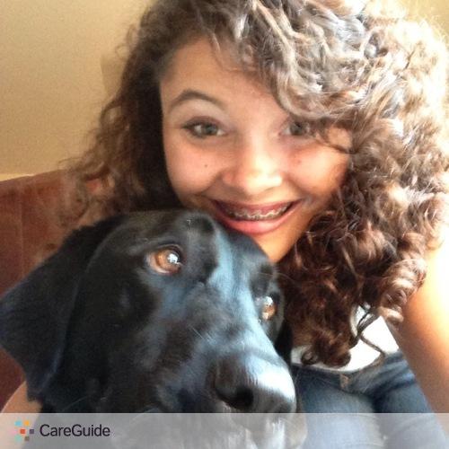 Pet Care Provider Chelsea Vanderlin's Profile Picture