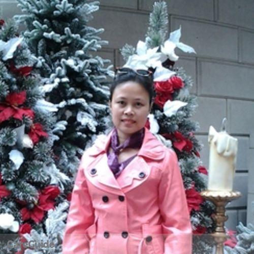 Canadian Nanny Provider Elma Tugade's Profile Picture