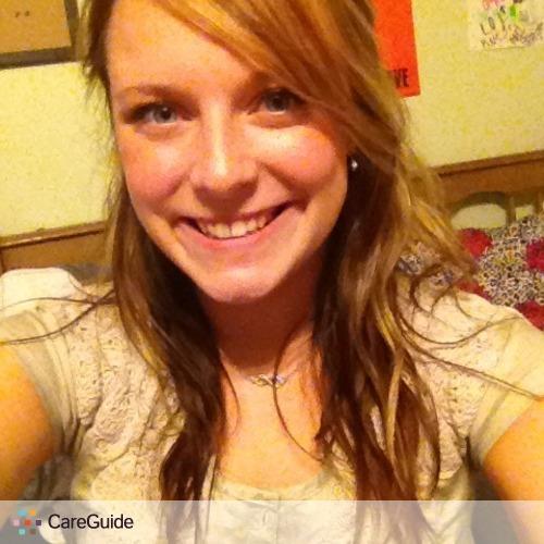 Child Care Provider Kristen Watson's Profile Picture