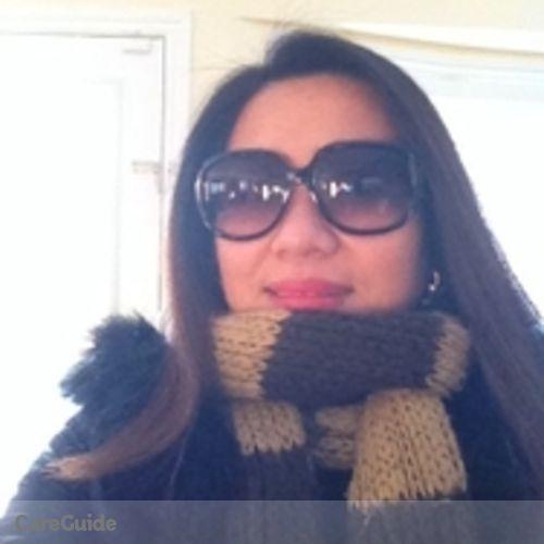 Canadian Nanny Provider Anna Mae Carlos's Profile Picture