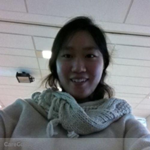 Canadian Nanny Provider Glenda Park's Profile Picture