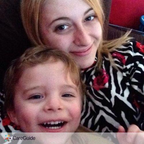 Child Care Provider Aubriana H's Profile Picture