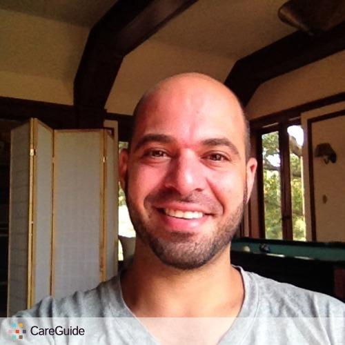 House Sitter Provider Itamar S's Profile Picture
