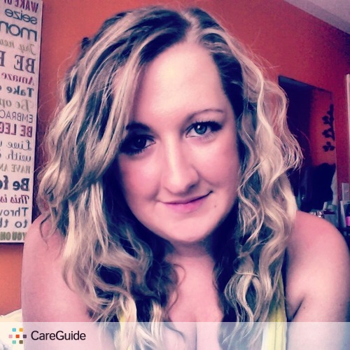 Child Care Provider Sarah 's Profile Picture