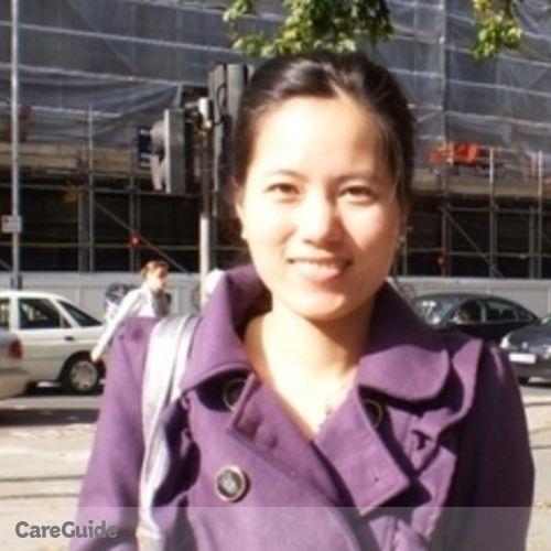 Canadian Nanny Provider Juanfen Lin's Profile Picture