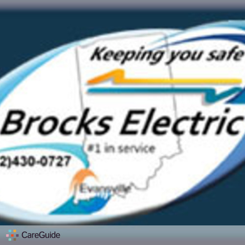 Electrician Provider Jeffrey Brock's Profile Picture