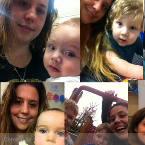 Canadian Nanny Provider Brunna Tom's Profile Picture
