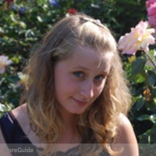 Canadian Nanny Provider Miranda Watters's Profile Picture