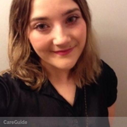 Canadian Nanny Provider Emily C's Profile Picture