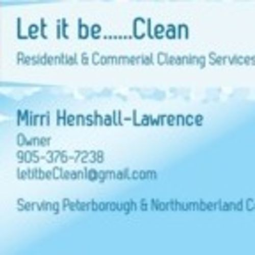 Housekeeper Provider Mirri H's Profile Picture