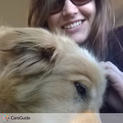 Pet Care Provider Catie Gordon's Profile Picture