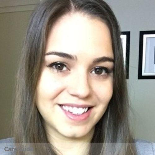 Canadian Nanny Provider Bryana Ortiz's Profile Picture