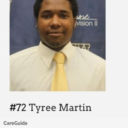 House Sitter Provider Tyree Martin's Profile Picture
