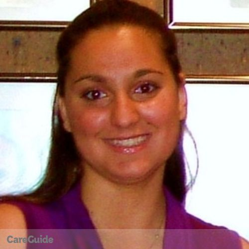 Canadian Nanny Provider Gabriella Prut's Profile Picture