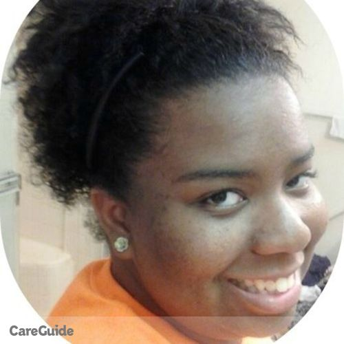 Child Care Provider Sharissa Isiah's Profile Picture