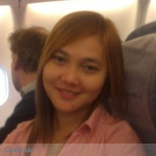Canadian Nanny Provider Louella Carino's Profile Picture
