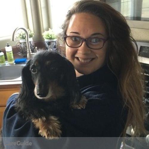 Pet Care Provider Francesca Fay's Profile Picture