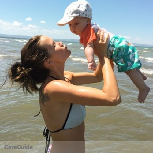Canadian Nanny Provider Taylor Tarling's Profile Picture