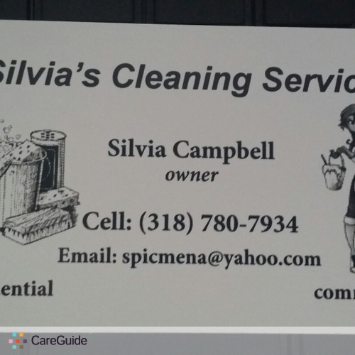 Housekeeper Provider Silvia Campbell's Profile Picture