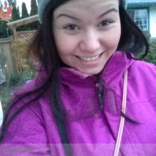 Canadian Nanny Provider Brooke Mcleod's Profile Picture