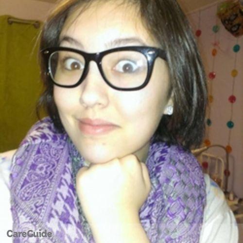 Canadian Nanny Provider Naomi Sumi's Profile Picture