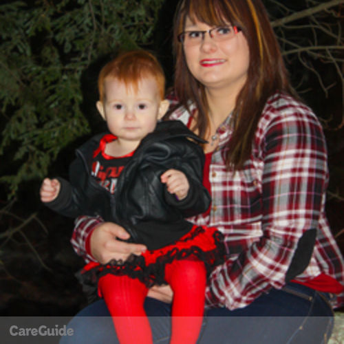 Canadian Nanny Provider Shelby Buchanan's Profile Picture