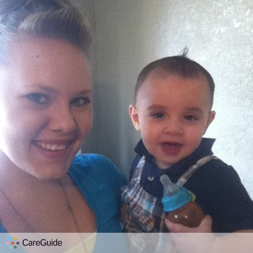 Child Care Provider Arianna Vander-Heyden's Profile Picture