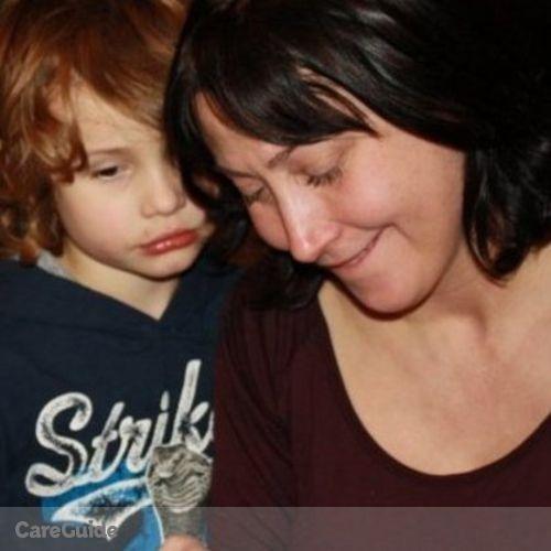 Canadian Nanny Provider Rebecca N's Profile Picture