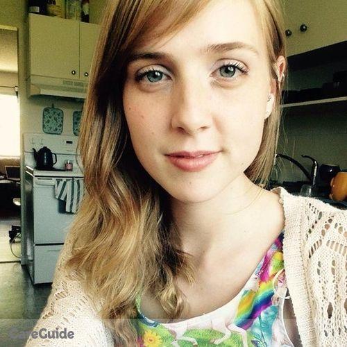 Canadian Nanny Provider Patricia Harrity's Profile Picture